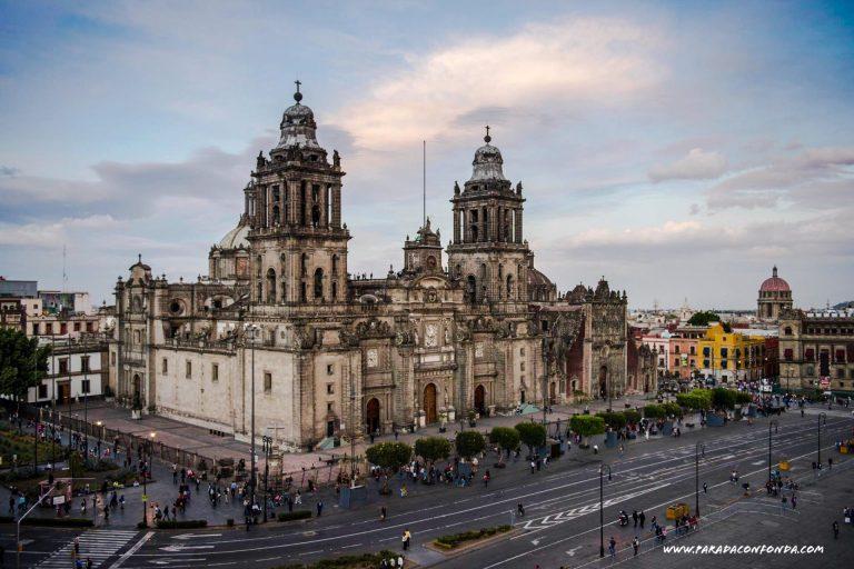Centro Histórico Cidade do México