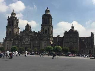 Hotéis perto da Catedral da Cidade do México: Veja o que há de melhor no centro histórico!