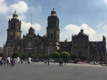 Hotéis perto da Catedral da Cidade do México