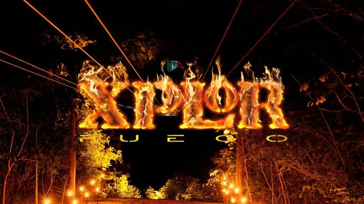 Parque Xplor Fire
