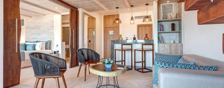 5 – Presidential Ocean Front One Bedroom Suite
