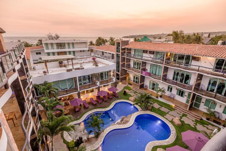 Hotel Rockaway Puerto Escondido
