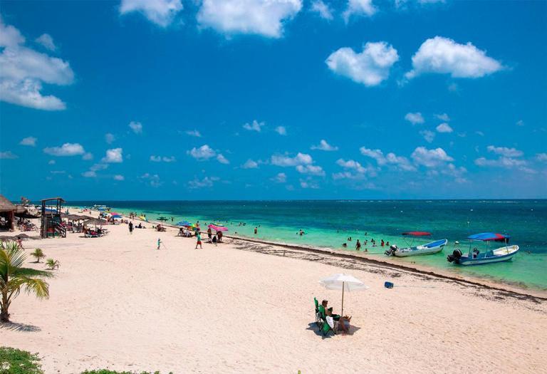 Praia Puerto Morelos