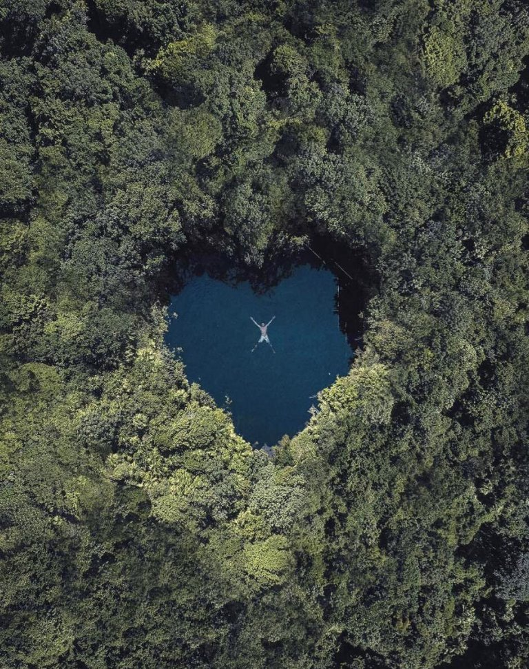 Cenote Corazón Tulum