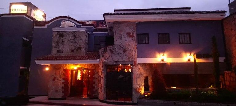 Hotel & Cava La Parroquia San Cristóbal de las Casas