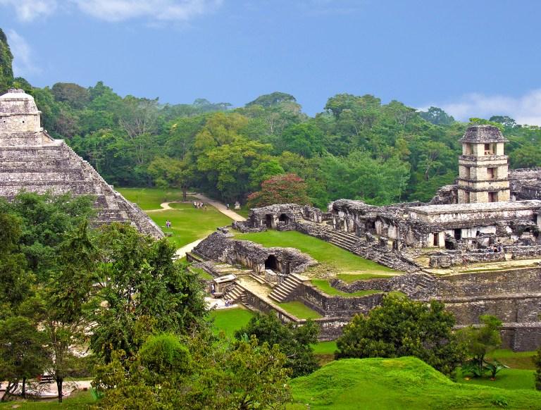 Como ir de Palenque a San Cristóbal de las Casas