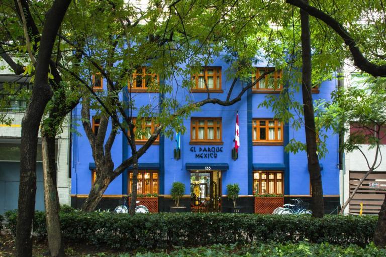 Hotel El Parque Mexico em La Condesa