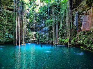 Cenote Ik Kil: Conheça um dos passeios preferidos pelos brasileiros