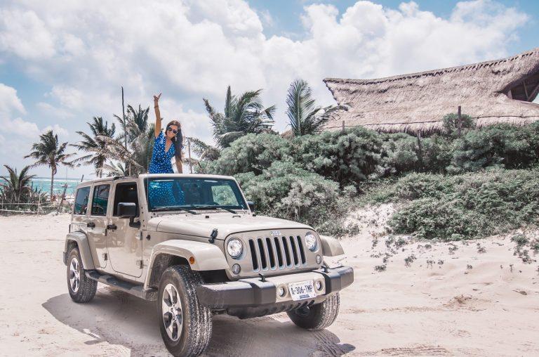 Dicas para alugar um carro em Cancun
