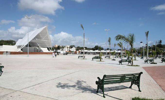 Hotéis no centro de Cancun