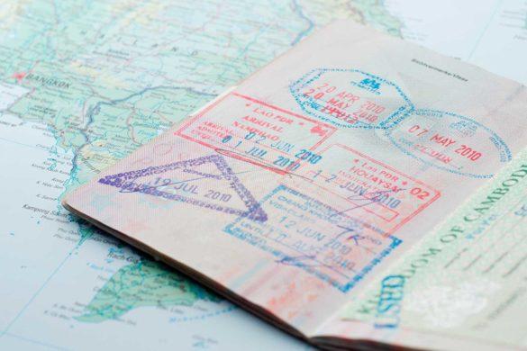 É preciso passaporte para países da América do Sul?