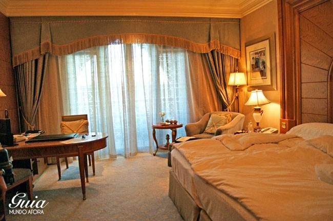 Quarto Emirates Palace