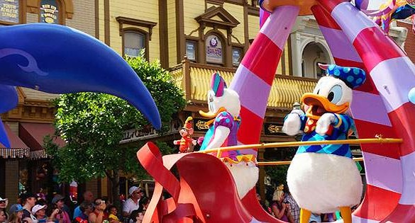 Festival of Fantasy: a Nova Parada do Magic Kingdom, na Disney