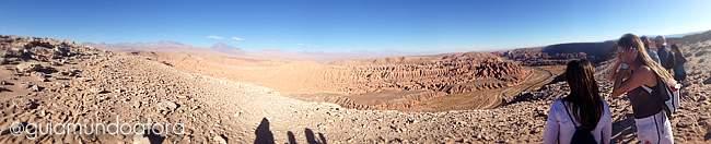 Trekking Cuchabrache Deserto do Atacama Chile