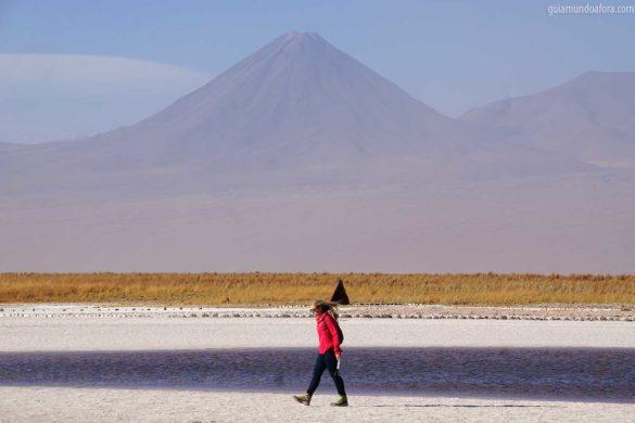 Laguna Cejar e o pôr do sol mais lindo do Atacama!