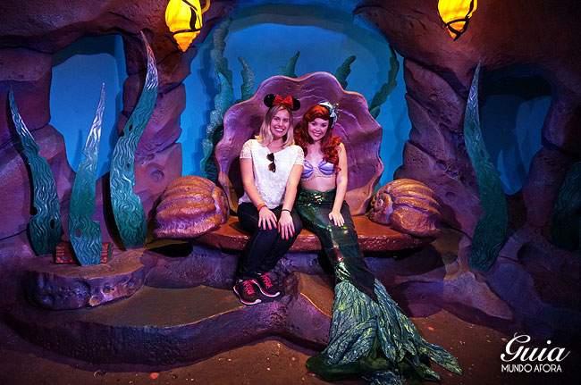 Ariel's Grotto.