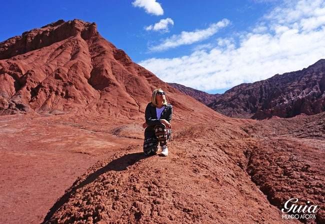 Valle del Arco Iris Marte