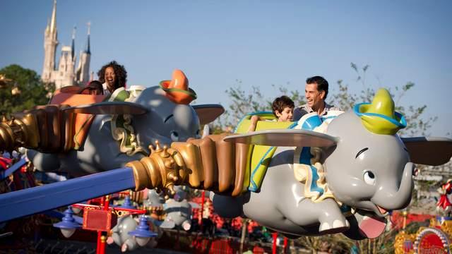 Foto oficial Disney