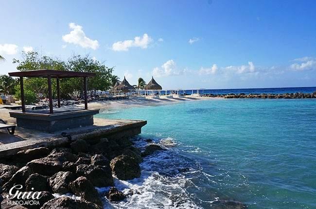 Praia Jan Thiel, Curaçao