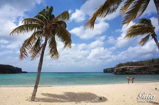 Praia Santa Cruz, Curaçao