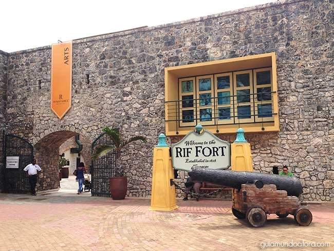 Rif Fort Curaçao