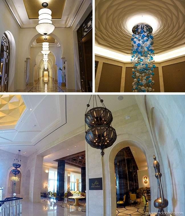 Lustres Four Seasons Dubai
