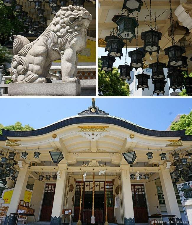 Namba Shrine Osaka