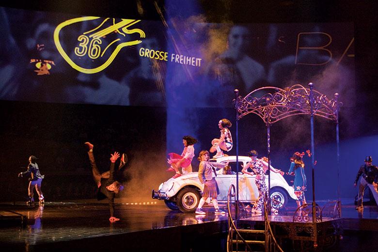 Cirque du Soleil em Las Vegas: Beatles
