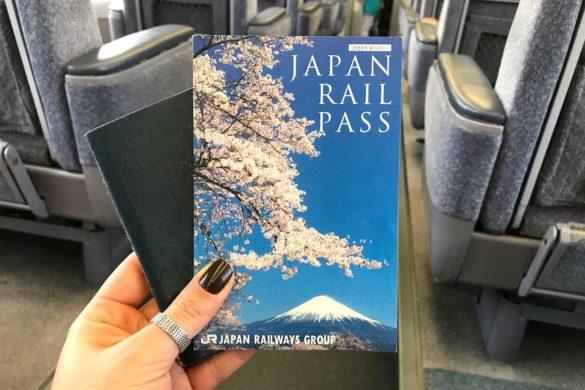 JR Pass no Japão: como funciona, preços e dicas!