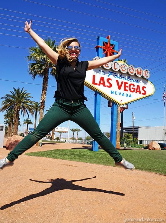 Roteiro de 5 dias em Vegas