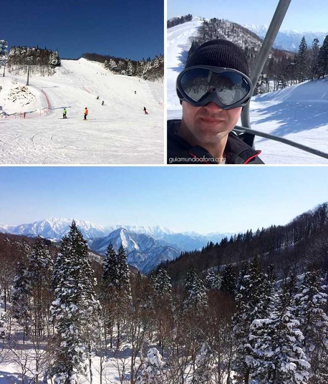 Ski em Tóquio