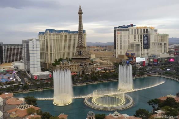 Onde ficar em Las Vegas? Dicas do luxo ao econômico