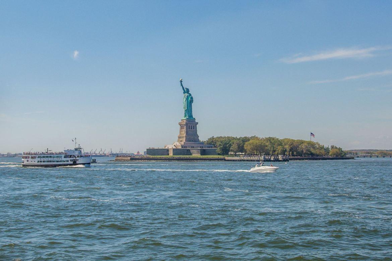 Estátua da liberdade inclusa no CityPASS em Nova York