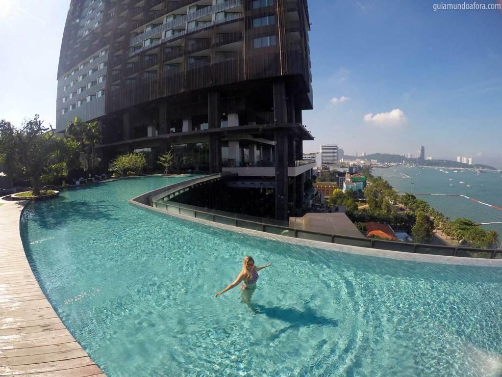 Hilton Pattaya na Tailândia