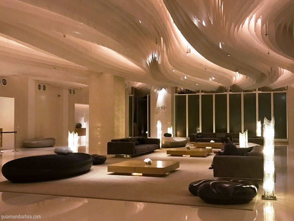 Lobby hotel Hilton Pattaya