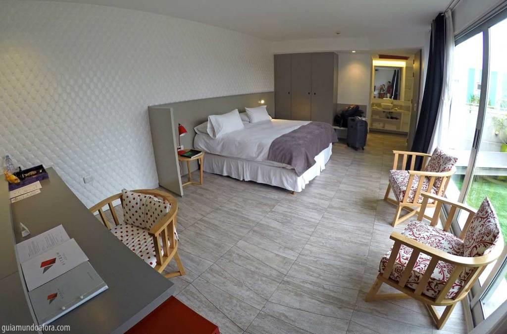 Onde ficar em Buenos Aires Vitrum Hotel