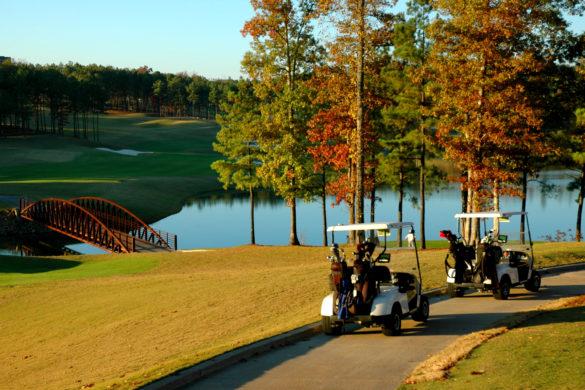 Sul dos Estados Unidos: região que todo apaixonado por golfe deve conhecer