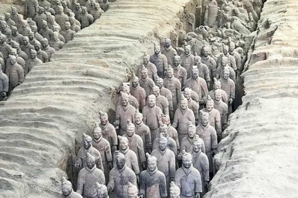 Como visitar os Guerreiros de Terracota em Xian (com preços e mapa!)