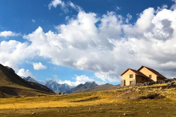 Trilha Ausangate e Vinicunca (dia 1): aclimatação no Peru