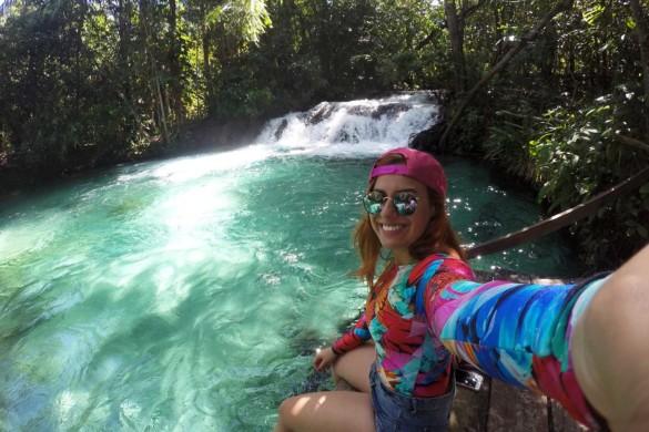 Cachoeira da Formiga: azul, morninha e imperdível no Jalapão