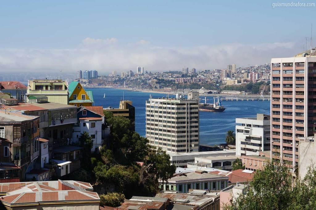 Vina del Mar e Valparaiso Chile