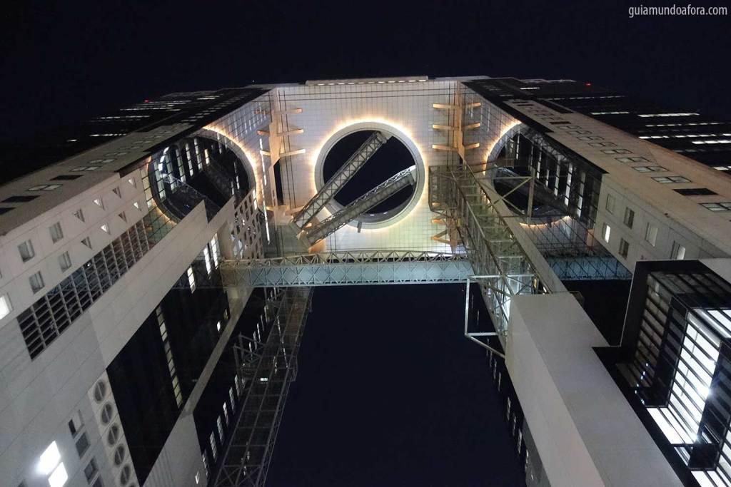Umeda SkyBuilding em Osaka