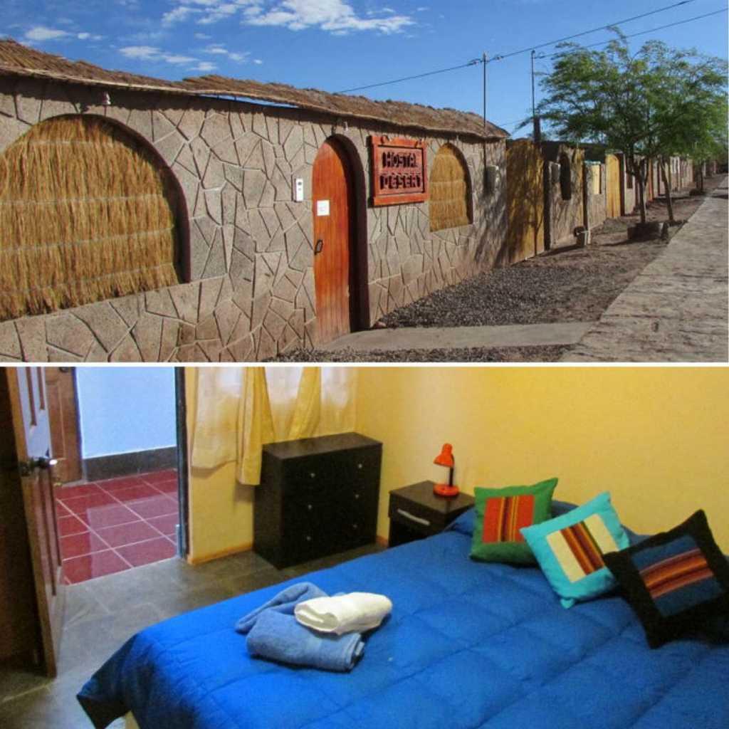 hotel desert Atacama
