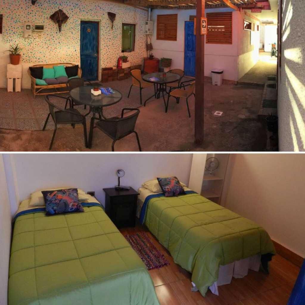 Hostel Siete Colores Atacama
