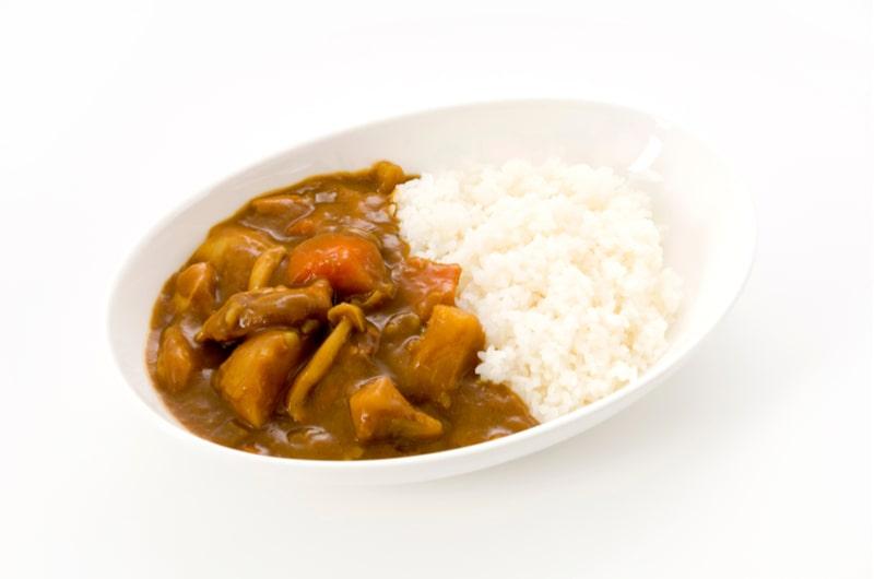 Curry japonês