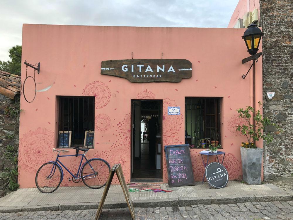 Restaurante Gitana Colonial del Sacramento