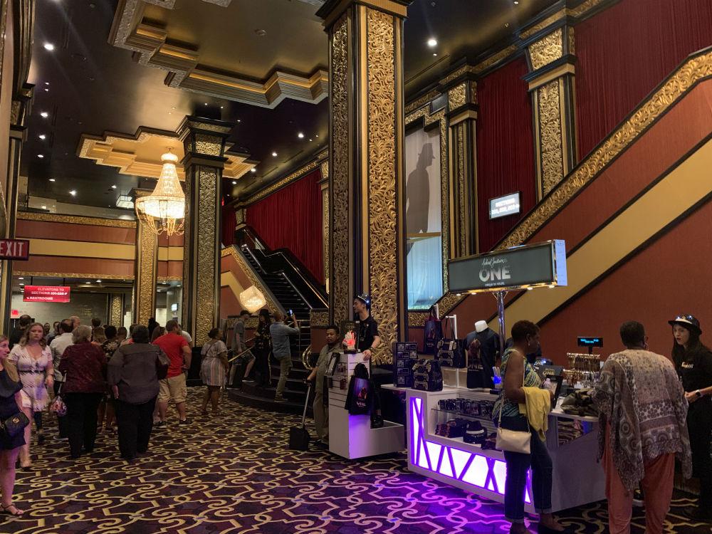 Teatro Michael Jackson