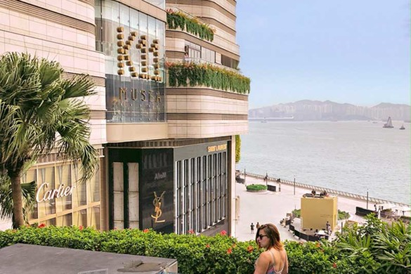 Review do Intercontinental Hong Kong: o meu preferido de toda rede!