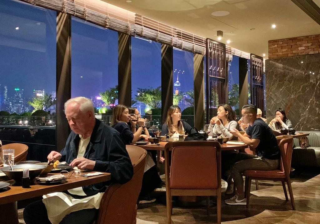 restaurante Kerry Hotel