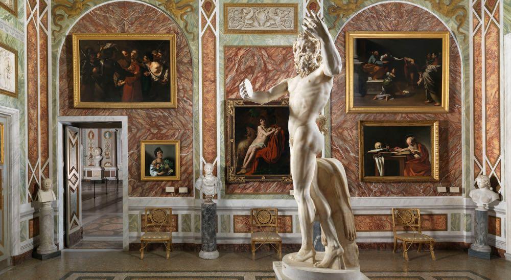 Galleria Borghese Interior